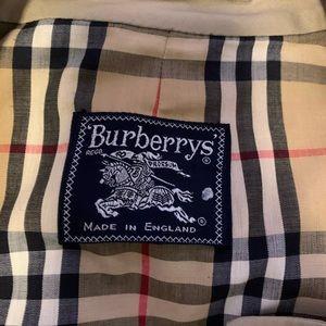 Authentic Burberry jacket men's